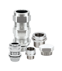 NPT Thread Cable Glands · Glakor