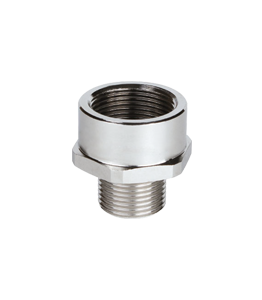 Atex Stainless Steel Enlarger Ex d/e NPT Thread IP66 - IP68 · Glakor