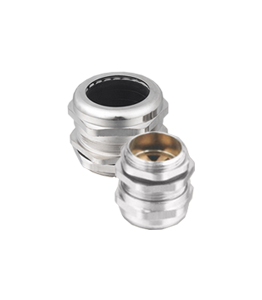 Metric EMC Stainless Steel AISI 316 Cable Glands · Glakor